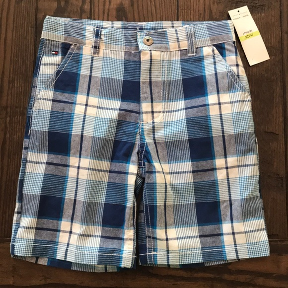 Tommy Hilfiger Other - NWT 4T Tommy Hilfiger plaid shorts